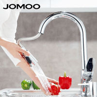 Kitchen Mixer Tap Pull Down Single Handle Single Hole Kitchen Faucet 33053 207