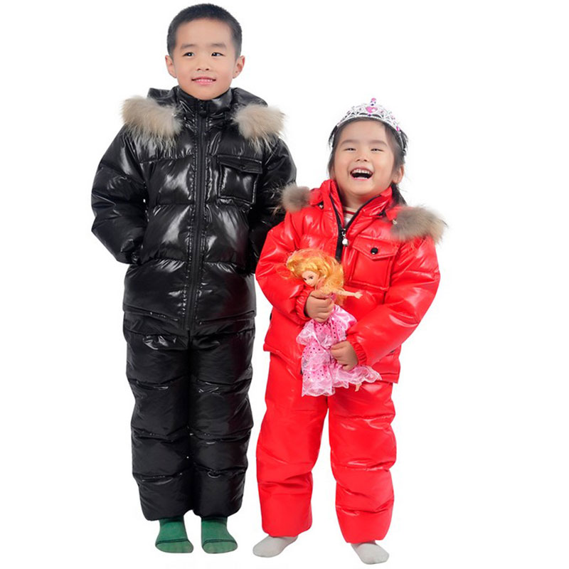 Winte Jacket Parka for Children Winter Baby Girls Clothes Sets Warm Duck Down Coat Snowwear Baby Boys Clothes 2 3 4 5 6 Year Old down children warm coat sporty kids clothes winter jacket for boys girls jackets autumn and winter baby overcoat2 3 4 5 6 7yrs
