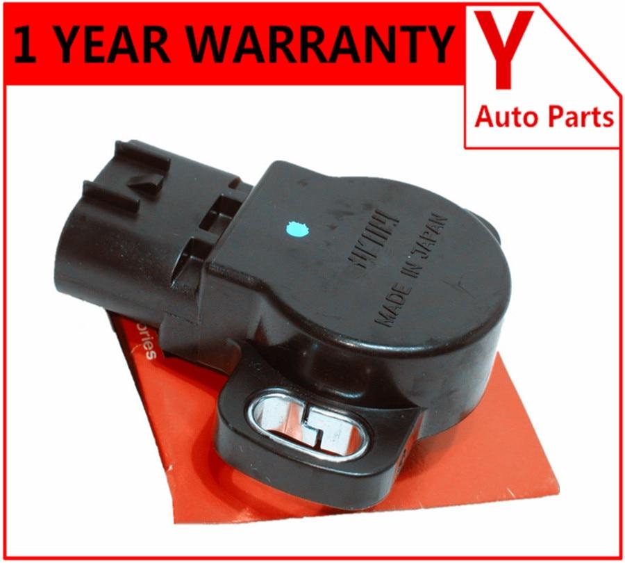 Turn Right Throttle Body Sensor TPS for Suzuki GSX600F GSXR600 GSXR750 GSX750F SV650 OEM Throttle position sensor 13550-13D60