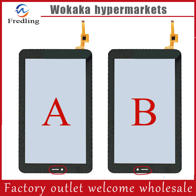 цена на New 7 BEELINE TAB FAST 2 Tablet PC Touch Screen Digitizer Sensor Replacement Parts Touchscreen Free Shipping