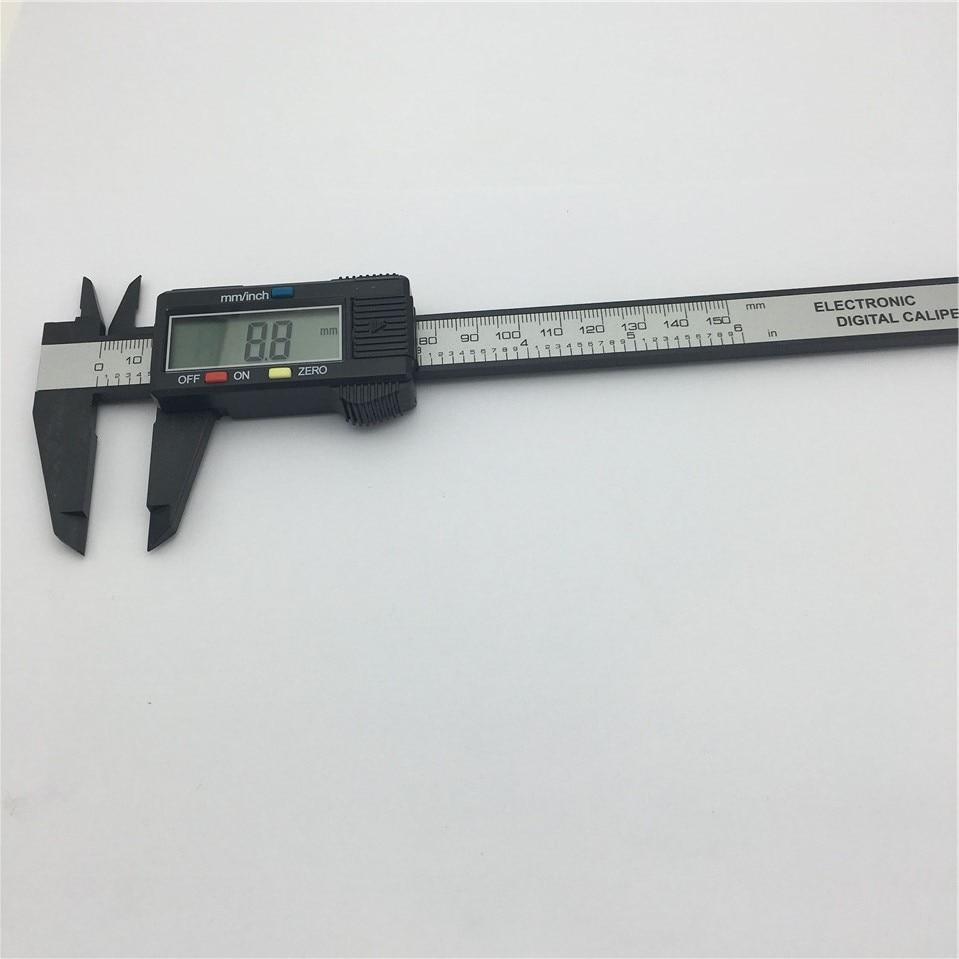 Nemokamas pristatymas 6 colių skystųjų kristalų 150 mm - Matavimo prietaisai - Nuotrauka 5