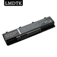 LMDTK nowy Laptop bateria do ASUS A32 N55 N45 N45E N45S N45SF N55 N55E N55S N55SF N75 N75E N75S N75SF N75SJ N75SL serii 6 komórki w Akumulatory do laptopów od Komputer i biuro na