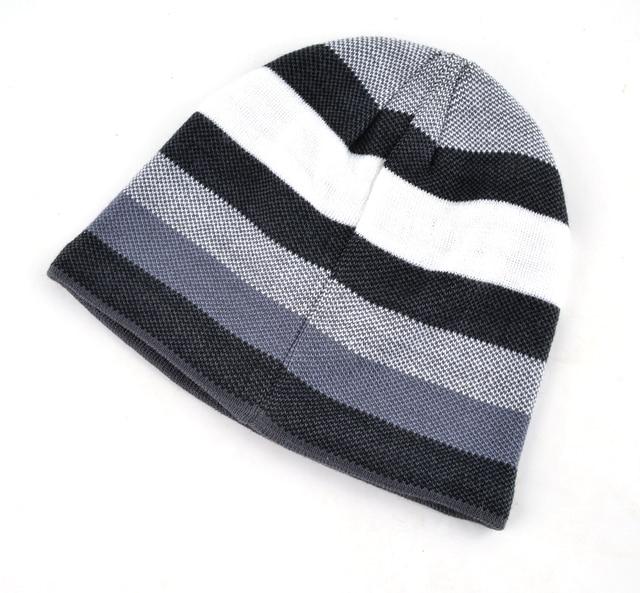 Knitted Wool Beanie 6