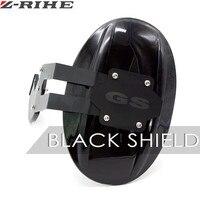 Motorcycle Rear Fender Mudguard Fairing Tire Wheel Hugger Protector Black For BMW F650GS F700GS F800GS F