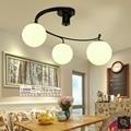 Светодиодные постсовременные скандинавские железные стеклянные пузырьки  дизайнерские светодиодные подвесные светильники для столовой к...