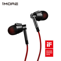1 MORE 1M301 In Ear Piston Earphone Super bass Noise Canceling Headset Stereo Earbuds with Microphone for iPhone