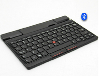 Новый оригинальный lenovo ThinkPad Tablet 2 Bluetooth клавиатура с подставкой США Английский 0B47270