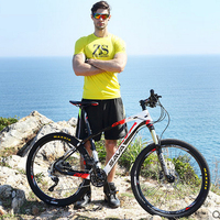 New Brand 26 17 Inch Carbon Fiber Frame 30 Speed XT 780 Transmission Mountain Bike Outdoor