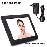LEADSTAR 9in Portable Digital TV Television Player ISDB T 16 9 Portable TFT LED Digital Analog