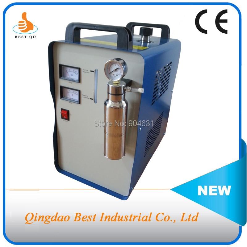 Chine fournisseur hydrogène générateur d'oxygène BT-800DFPH 150L/heure pour la soudure de bijoux ou le polissage acrylique à des prix compétitifs