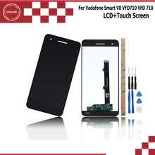 Ocolor สำหรับ Vodafone สมาร์ท V8 VFD710 VFD 710 จอแสดงผล LCD และ Touch Screen 5.5 นิ้วโทรศัพท์มือถืออุปกรณ์เสริม + เครื่องมือและกาว