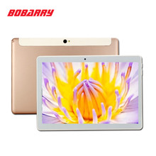 BOBARRY T107SE 10.1 Inch Phone Call Android Octa Core Tablet pc Android 5.1 WiFi 4G External GPS FM Bluetooth 4G+128G Tablets Pc