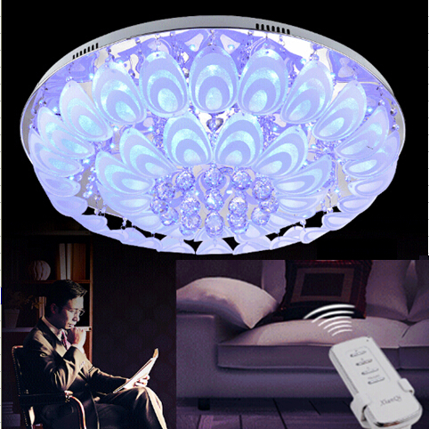 Free Shipping Best Selling Modern Simple Crystal Ceiling