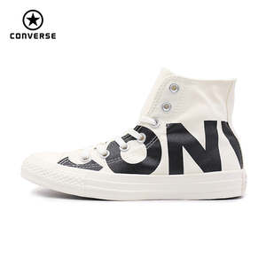eff6cc25f4029c Converse 159533C 2018 spring autumn Big letters sneakers man women Unisex  red white