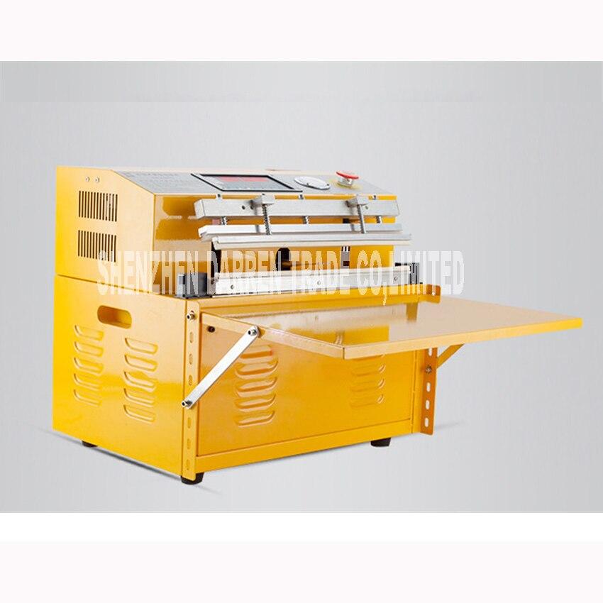 Emballage sous vide alimentaire Machine d'emballage Film scelleur sous vide 700 W Machine à emballer sous vide DZQ-400TE 220 V/100 V
