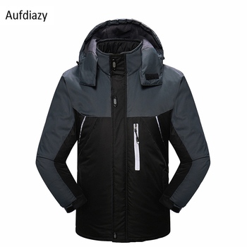 Aufdiazy Outdoor Waterproof jacket Autumn Winter New Men Women Fishing Clothing Warm Fishing Jackets Mountaineering Suits IM100