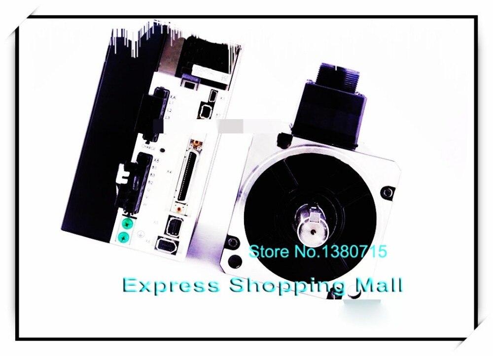 MHME202GCGM+MEDKT7364E 2KW 9.55nm 2000rpm 20-bit 200V Position Control Dedicated MINAS A5II servo motor&drive&cable msmj082g1v mcdkt3520e 750w 2 4nm 3000rpm 20 bit brake 200v position control dedicated minas a5ii servo motor