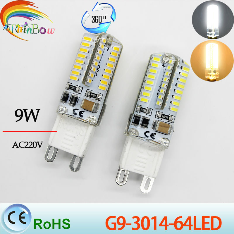Aliexpress Buy Lowest price 1pcs lot G9 LED Bulb Lamp SMD2835