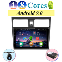 10inch Android 9.0 system car gps multimedia video radio player in dash for Suzuki Swift 2005 2016 navigation stereo 4G RAM