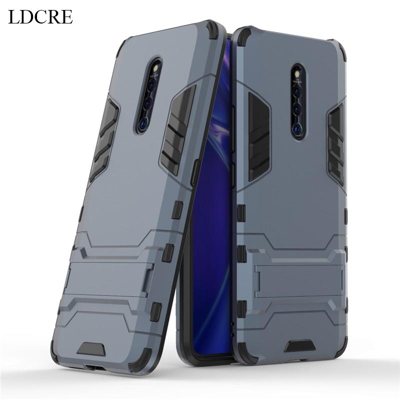 For Vivo X27 Pro Case Luxury Robot Hard V1936 Back Coque Fundas Phone Cover