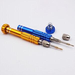 Image 4 - EFaith 5sets 4 in 1 multi function Repair Open Tools Kit Screwdrivers For iPhone Samsung Galaxy Mobile Phone repair tool Set