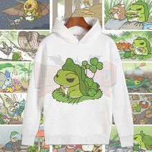 cosplay legend Game frog travel tabikaeru hoodies adult costume top white coat