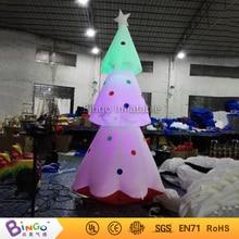 Рождество надувные елка со светодиодной подсветкой украшения 10FT./3 м high-bg-a0757 игрушка