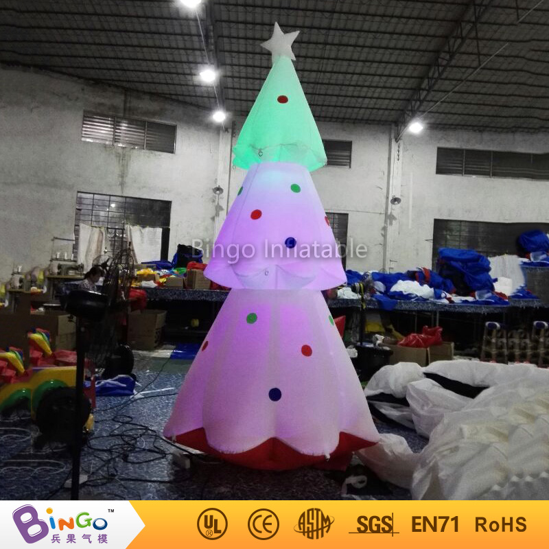 Christmas inflatable tree with led lighting decoration 10Ft./3m high-BG-A0757 toy hot truth100pcs lot aaa full assembly touch screen for iphone5s lcd digitizer display home button front camera free shipping