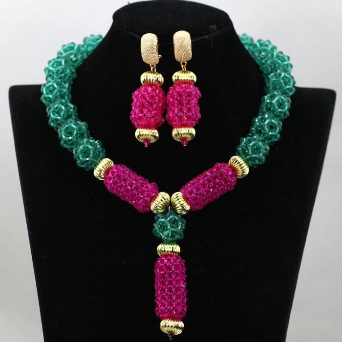 Μοναδικό Teal πράσινο κρύσταλλο - Κοσμήματα μόδας