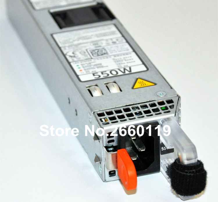 server power supply for R320 R420 D550E DPS-550MB D33R2 RYMG6 1J45G Max 550W, fully tested dps 210ep 2 tlm666 5v 12v 24v 26 general power supply 90 days warranty