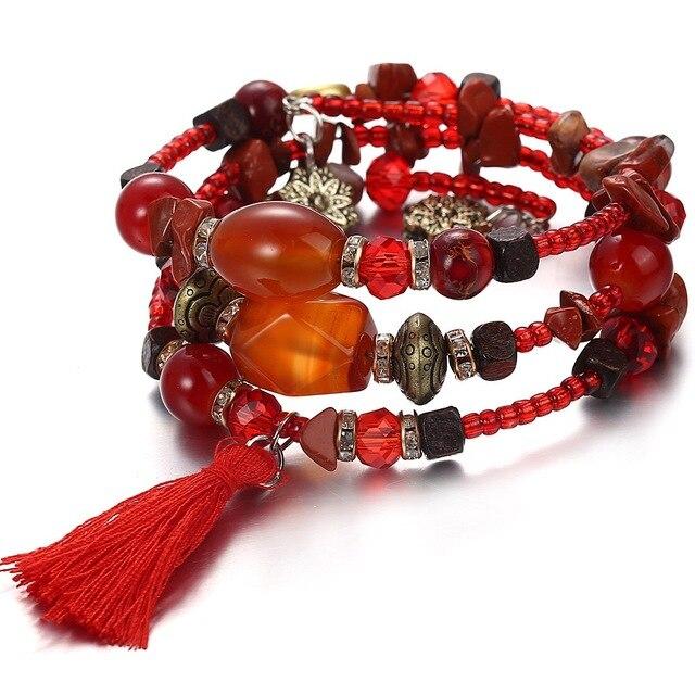 Crystal Bohemian Beads...