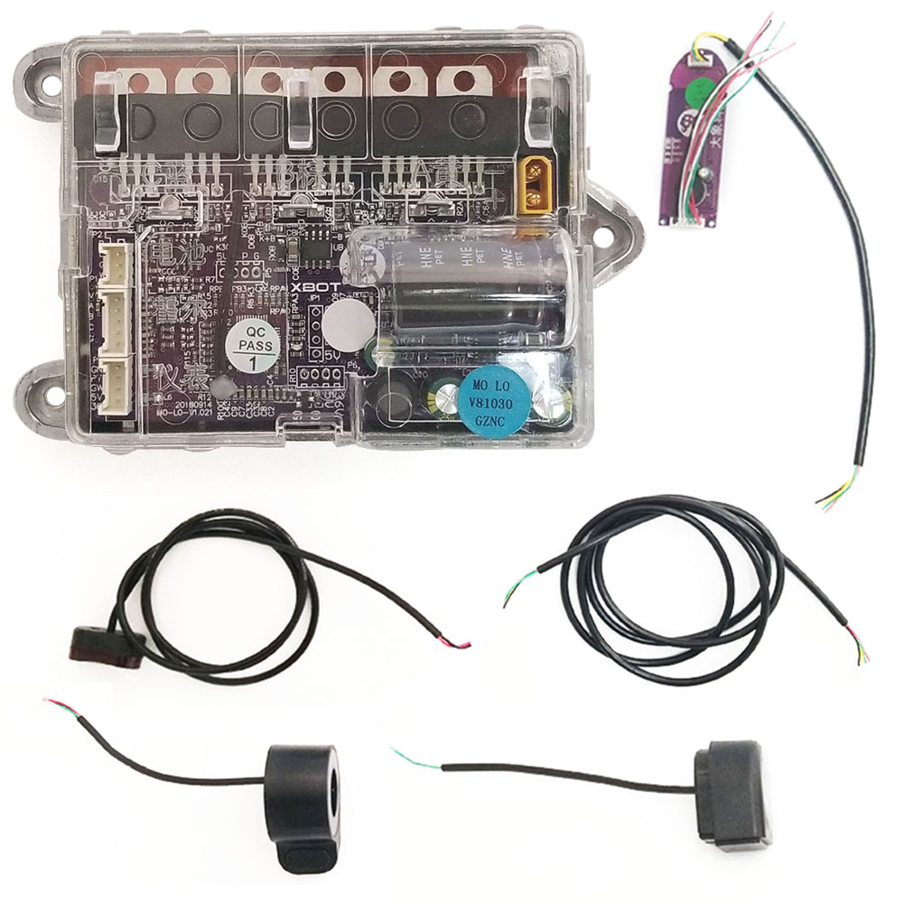 Réparation bricolage sport carte mère contrôleur Scooter électrique remplacements planche à roulettes utilisation Durable batterie pièces outil pour Xiaomi M365