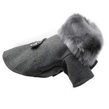 Fashionable, warm cotton raincoat / jacket