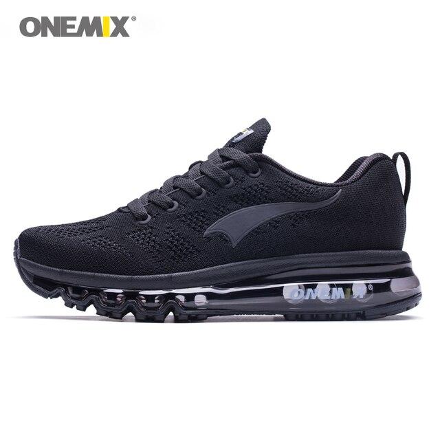 ONEMIX 2018 мужские кроссовки легкие женские кроссовки мягкие дышащие сетчатые дезодорант стелька уличные спортивные прогулочные беговые кроссовки