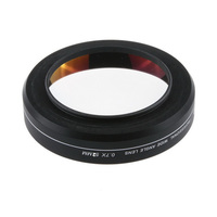 0.7X 52mm Wide Angle Lens For Nikon D3300 D3100 D5100 D5200 18 55mm Front 77mm
