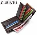 Famous Luxury Brand Genuine Leather Men Wallets Coin Pocket Zipper Men's Leather Wallet with Coin Purse portfolio cartera ZC8042