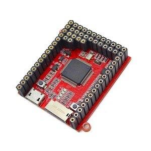 Image 4 - Elecrow Python Bordo di Centro Crow Pyboard Bordo di Sviluppo del Microcontroller MicroPython STM32F405RG per Pyboard Modulo di Apprendimento