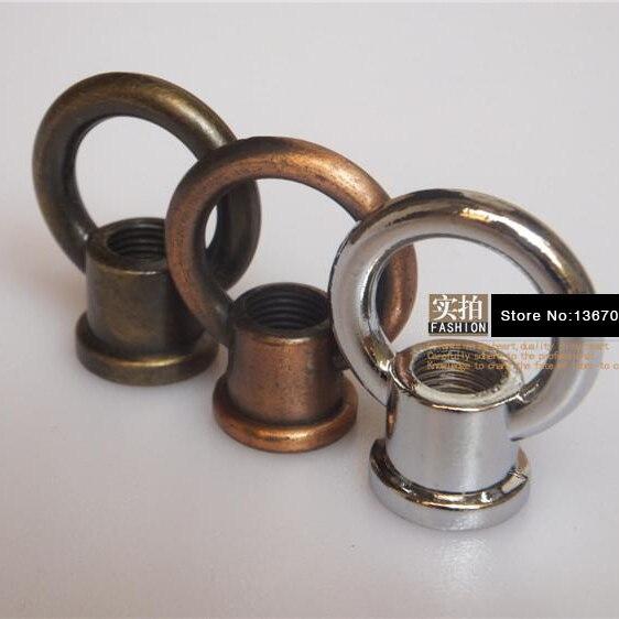 3pcs Chandelier Hook Closed Load Rings Bovine Beano M10 Lighting Accessories Diy