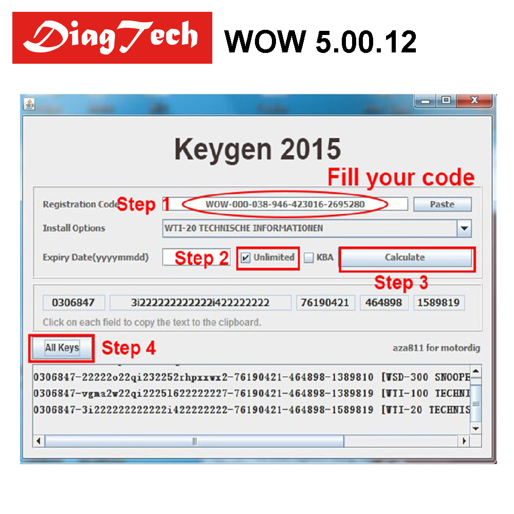 top 9 most popular keygen wow brands and get free shipping
