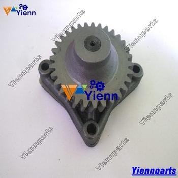 Dla Yanmar 3D84-1 3T84 pompa olejowa 129350-32090 729350-32100 dla Yanmar YM276 ciągnik 3T84HA naprawa silnika części tanie i dobre opinie Yienn IRON