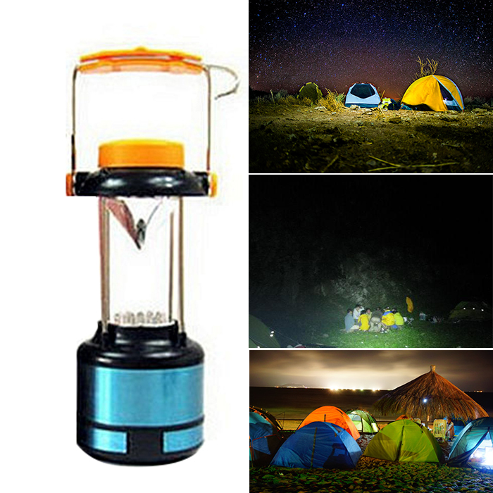 New LED Camping Lantern Tent Light Portable for Outages Emergencies Hurricanes Hiking Outdoor Light