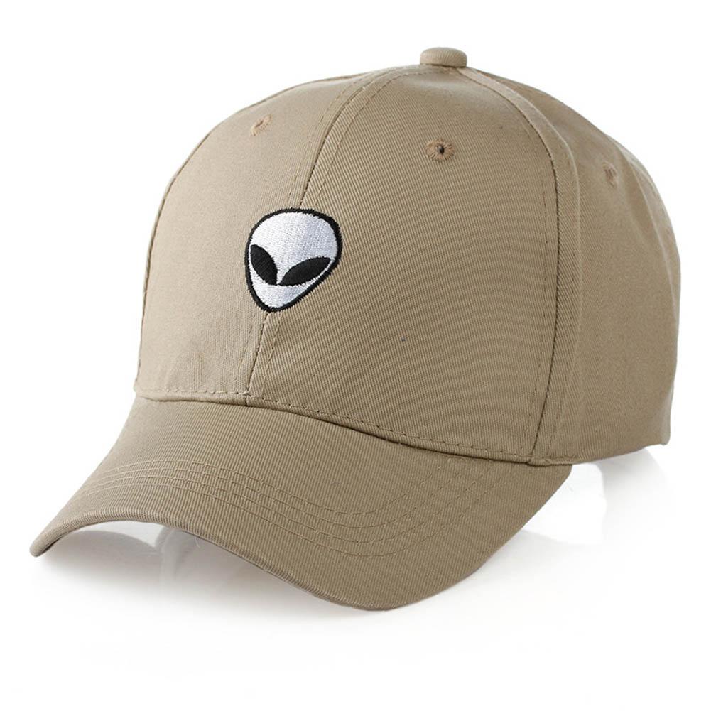 HTB1kU98QXXXXXbUXFXXq6xXFXXXd - Baseball Cap Embroidered Alien