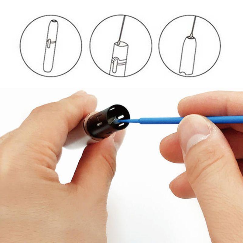 100PCS/BOTTLE Cleaning Cotton Sticks Clean Kit Tools For IQOS 2.4 Plus For IQOS 3.0 Accessories F42D Dropship