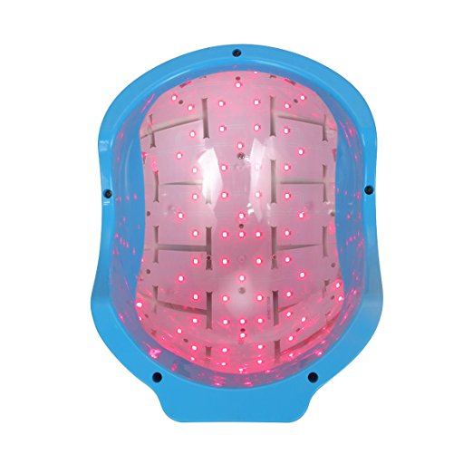 Laser Therapy Hair Growth Treatment Helmet Device Anti Hair Loss Product Promote Hair Regrowth Laser Cap Hair Massager bioelectric therapy device treatment acute prostatitis symptoms