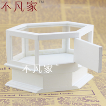 Doll house dollhouse miniature furniture store counter