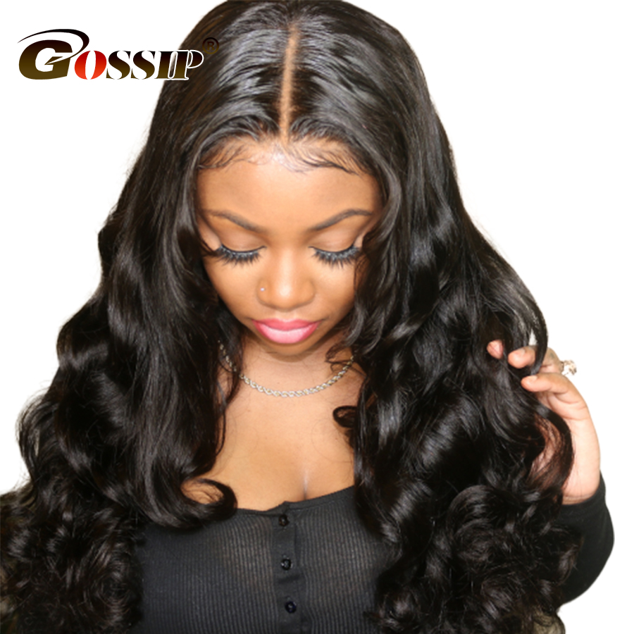 360 Lace Frontal Wig Pre Plucked With Baby Hair Human Hair Wigs 6 Inch Lace Front