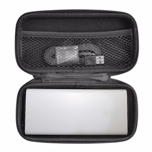Image 1 - 100% 새로운 eva 하드 가방 커버 케이스 20000 mah 샤오 미 미 전원 은행 2c 커버 휴대용 외부 배터리 전화 powerbank 가방