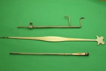 цена на Cello Parts, Cello Tools Sound Post Set Gauge Sound Post Retriever Tool Setter