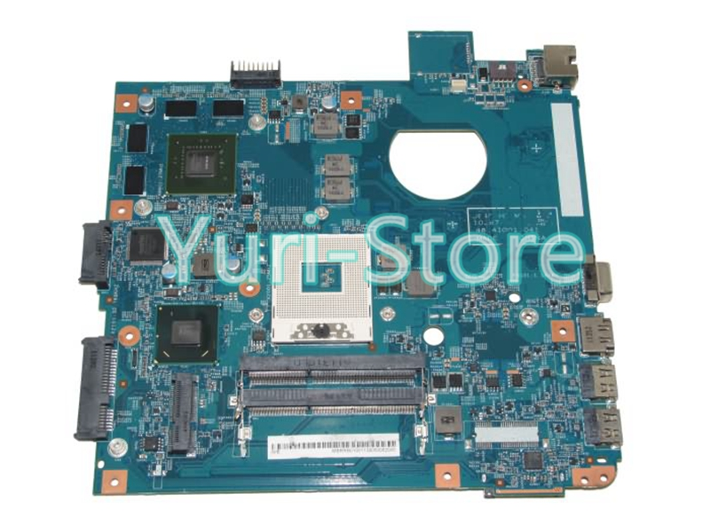 NOKOTION 48.4IQ01.041 laptop Mainboard For Acer aspire 4752 MBRRB01001 MB.RRB01.001 hm65 with Graphics card nokotion mbpce01001 laptop motherboard for acer aspire 7535 ddr2 socket s1 with graphics card slot 48 4ce01 021 mainboard works