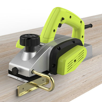 1000w 2mm The high end portable multifunctional aluminum electric planer woodworking planer the block board equipment